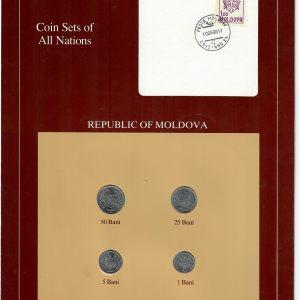 富兰克林套币摩尔多瓦