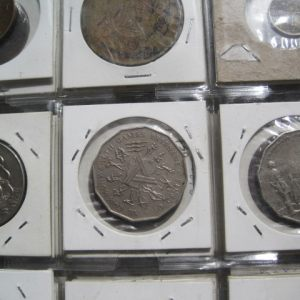 大英帝国 女皇硬币纪念币3枚齐售
